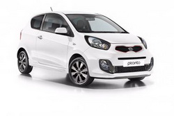 Kia PICANTO / MORNING 11MY